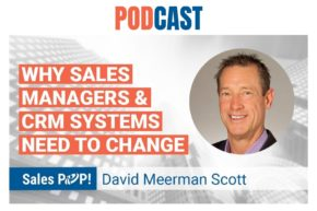 🎧 Why Sales Managers and CRM Systems Need to Change