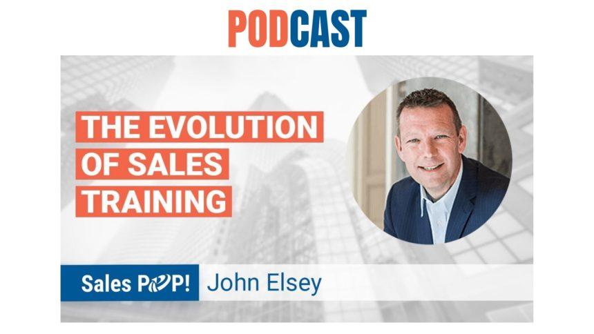 🎧 Evolution of Sales Training