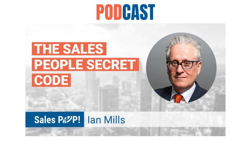 🎧 The Salesperson's Secret Code