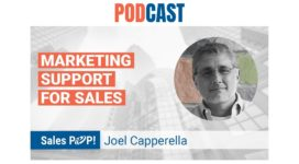 🎧 Marketing Support for Sales