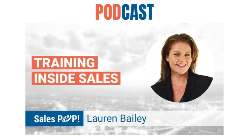 🎧 Training Inside Sales