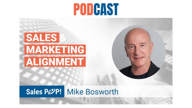 🎧 The Key to Sales and Marketing Alignment