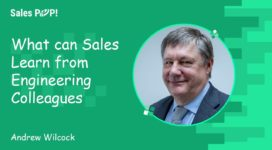 What can Sales Learn from Engineering Colleagues