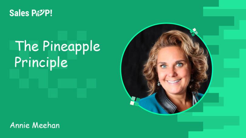 The Pineapple Principle