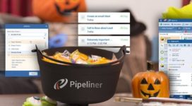 🎃 Pipeliner & Origins of Halloween