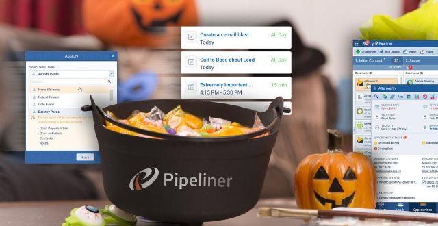 🎃 Pipeliner & Origins of Halloween