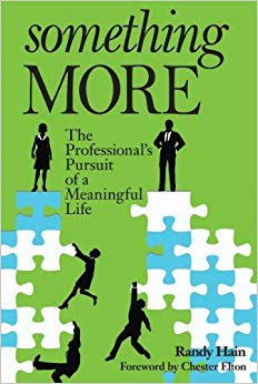 Something More: The Professional's Pursuit of a Meaningful Life Cover
