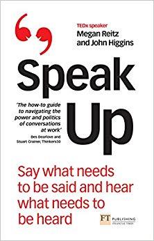 Speak Up Cover