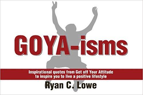GOYA-isms Cover