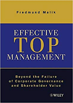 Effective Top Management Cover