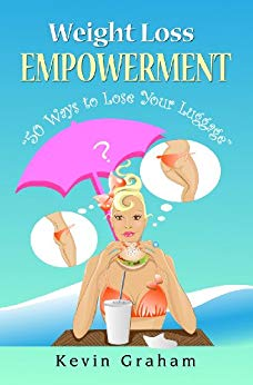 """Weight Loss Empowerment, """"50 Ways to Lose Your Luggage"""" Cover"""