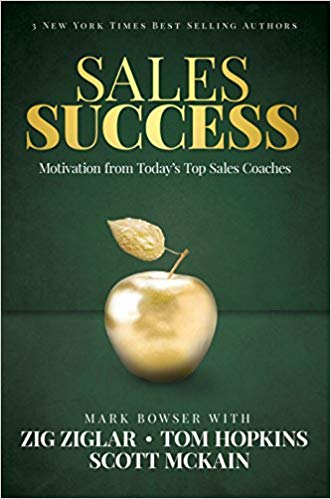 Sales Success: Motivation From Today's Top Sales Coaches Cover