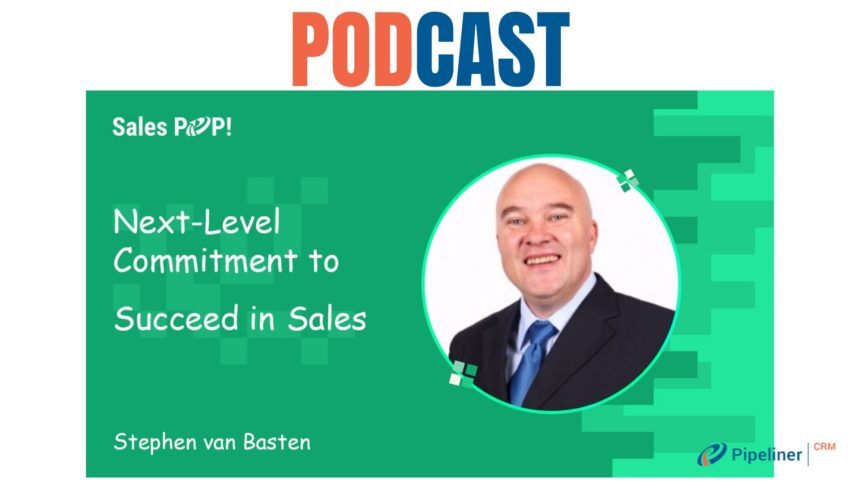 🎧 Next-Level Commitment to Succeed in Sales