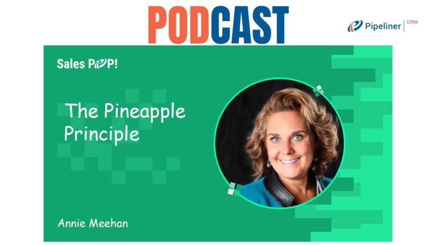 🎧 The Pineapple Principle