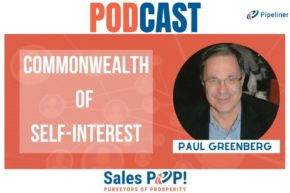 🎧 The Godfather of CRM Paul Greenberg