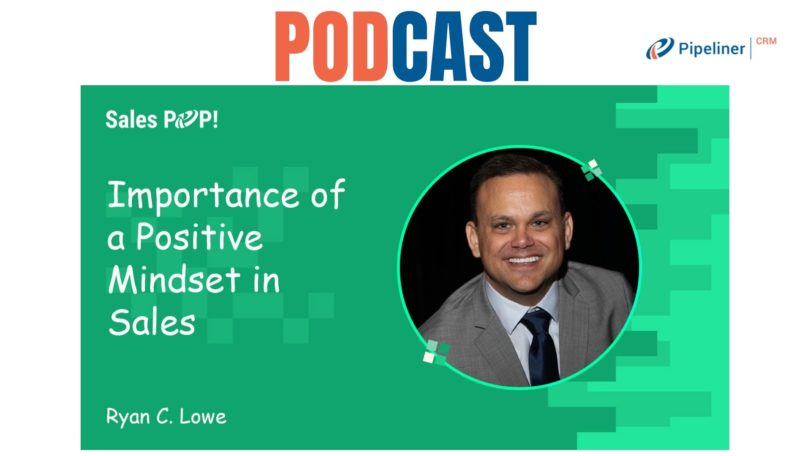 🎧 Importance of a Positive Mindset in Sales