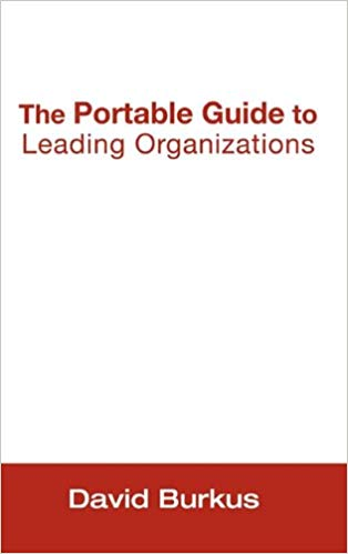 The Portable Guide to Leading Organizations Cover