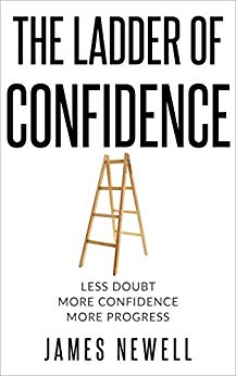 Confidence book: The ladder of confidence: Less doubt. More confidence. Cover