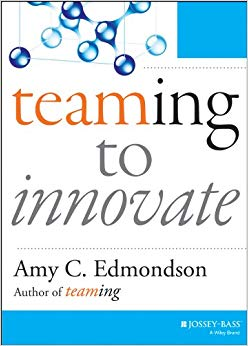 Teaming to Innovate Cover