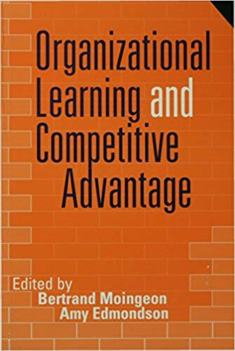 Organizational Learning and Competitive Advantage (Theory, Culture and Society) Cover