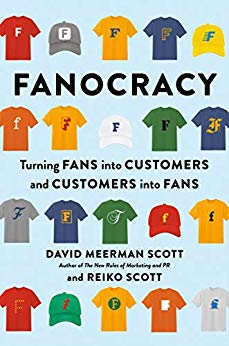 Fanocracy: Turning Fans into Customers and Customers into Fans Cover