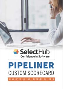 Pipeliner CRM Customer Scorecard