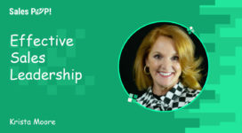 Effective Sales Leadership
