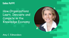How Organizations Learn, Innovate and Compete in the Knowledge Economy