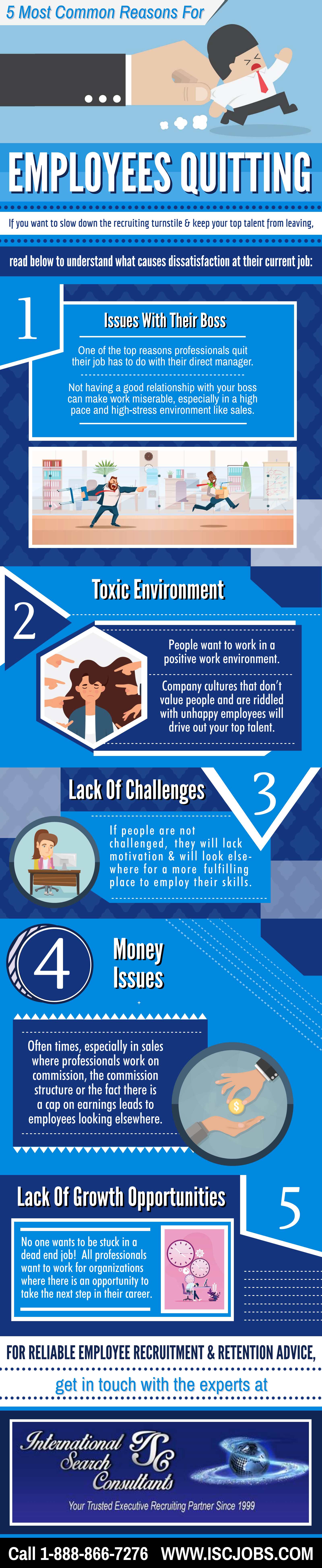 Infographic: 5 Tips to Increase Retention