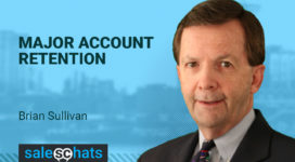 #SalesChats – Major Account Retention