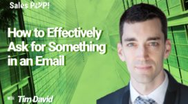 How to Effectively ask for Something in an Email