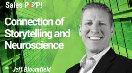 Connection of Storytelling, Neuroscience and Sales