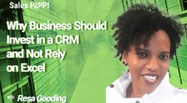 Why Business Should Invest in a CRM and Not Rely on Excel