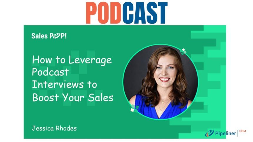 🎧 How to leverage Podcast Interviews to Boost Your Sales
