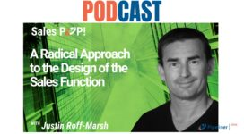 🎧 A Radical Approach to the Design of the Sales Function