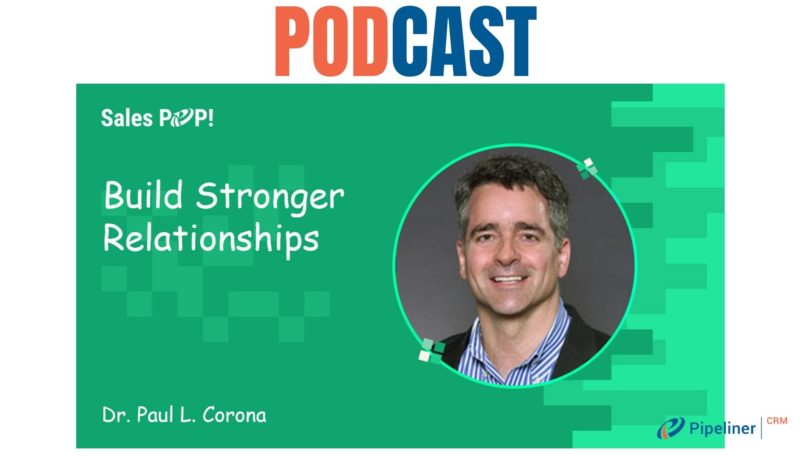 🎧 Build Stronger Relationships and Empowering Sales Leaders