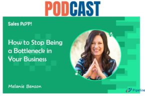 🎧 How to Stop Being a Bottleneck in Your Business