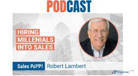 🎧 Millennials in Sales