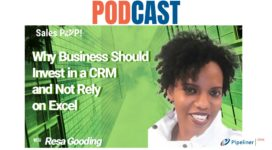 🎧 Why Your Business Should Invest in CRM and Not Rely on Excel