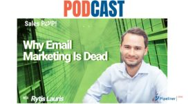 🎧  Why Email Marketing Is Dead