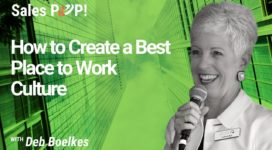"How to Create a ""Best Place to Work"" Culture"