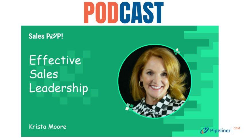 🎧 Effective Sales Leadership