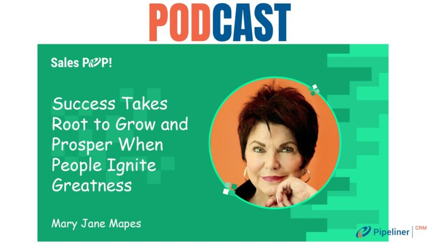 🎧 Success Takes Root to Grow and Prosper When People Ignite Greatness