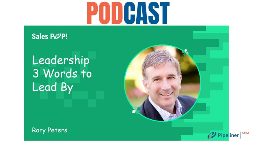 🎧 Leadership – 3 Words to Lead By
