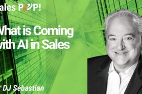 What is Coming with AI in Sales