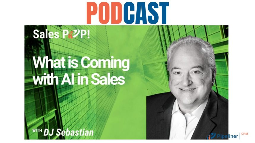🎧  What is Coming with AI in Sales