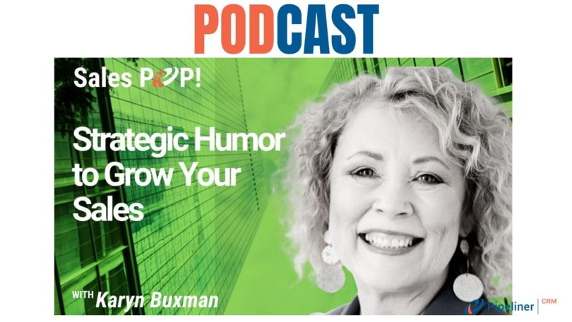 🎧 Strategic Humor to Grow Your Sales