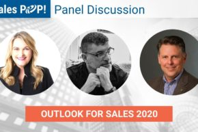 Panel Discussion: Outlook for Sales 2020