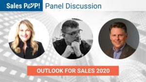 Panel Discussions - outlook for sales 2020