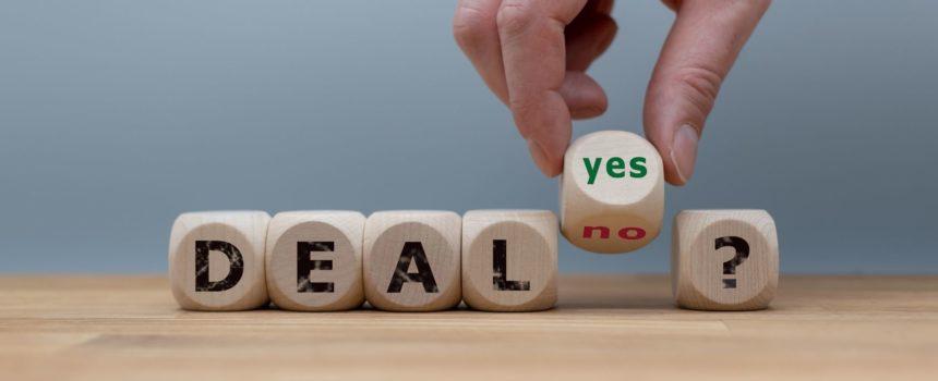 Do You View 'No' As The Conversation Starter?
